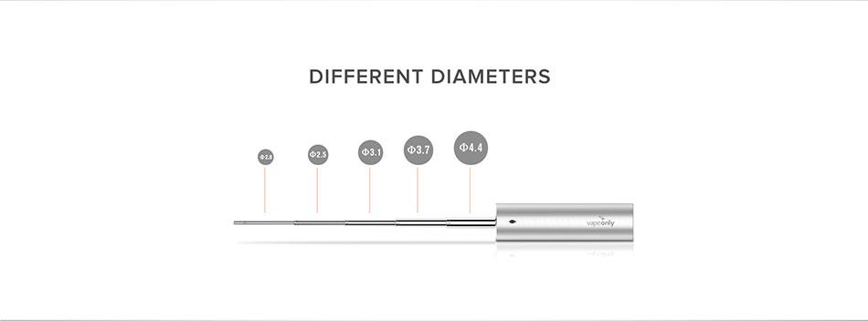 ถูก 100%เดิมVapeOnly Tennaขดลวดชุดอุปกรณ์เสริมบุหรี่อิเล็กทรอนิกส์สำหรับการทำขดลวดของโครงสร้างกล้องส่องทางไกล