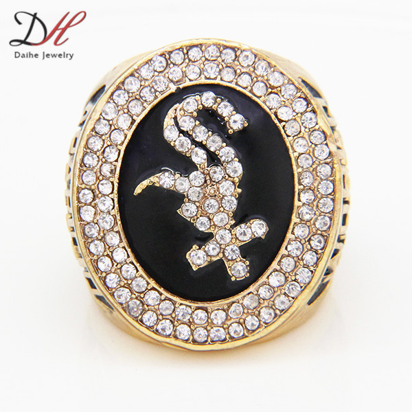 CR-20521 Defective ring sport jewelry 2005 Chicago White Sox World Series Championship Rings - Hand Make My Day store