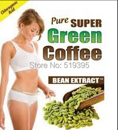 Гаджет  High Quality 3Bottles Pure Green Coffee Bean Extract  Caps 65% Chlorogenic Acids 500mg x 270pcs free shipping   None Еда