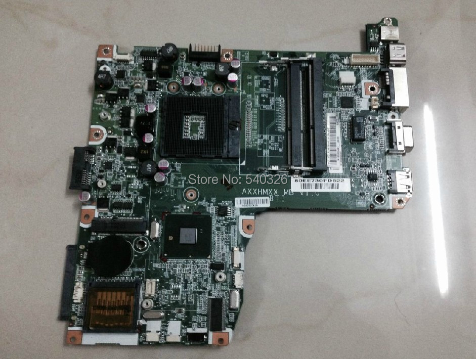 ADVENT SIENNA 300 MOTHERBOARD AXXHMXX MB V1.0 - FULLY WORKING Free shipping(China (Mainland))
