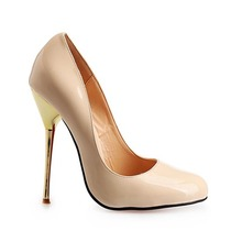 Plus Size 40-50 Sexy Leisure High Heels Brand Women Pumps Ladies Shoes Woman Chaussure Femme Zapatos Mujer sapato feminino(China (Mainland))