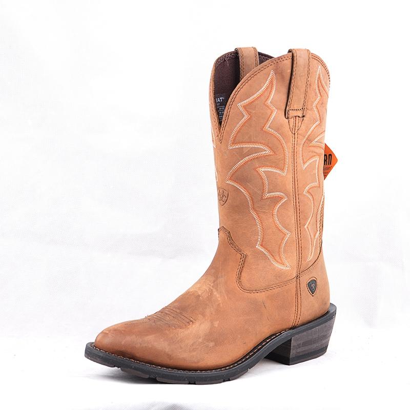 machine boots