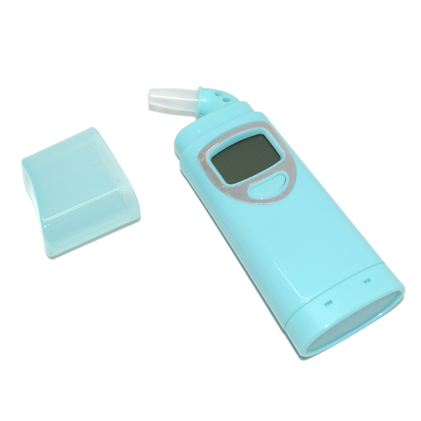 Free shipping patent China new Digital alcohol tester with red backlights, Digital Alcohol Breath Tester Breathalyzer AT828(China (Mainland))