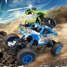 Buy 1/18 2.4GHZ 4WD Radio Remote Control Road RC Car ATV Buggy Monster Truck Dirt Bike RC toy for $41.07 in AliExpress store