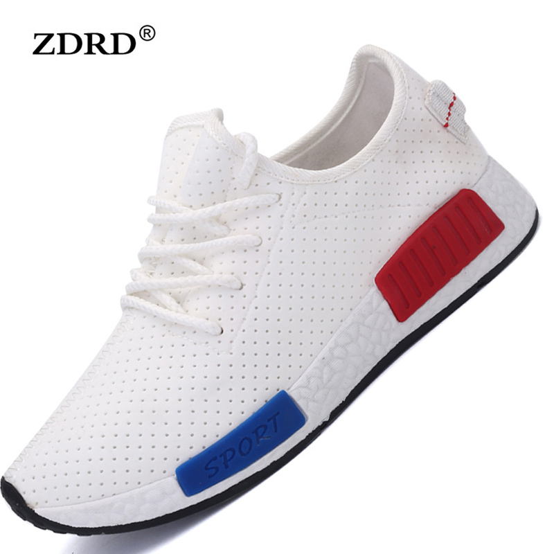 2016 New Comfortable Breathable Women Casual White/Black Shoes,Brand Quality Women Shoes Casual Shoes No Logo(China (Mainland))