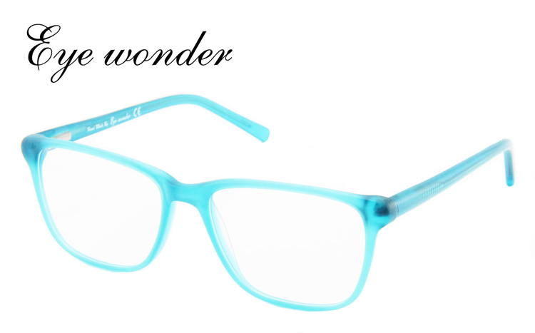 Eyeglass Frames For Large Eyes : Eye Wonder Yoptical Fashion Women Designer Large Square ...