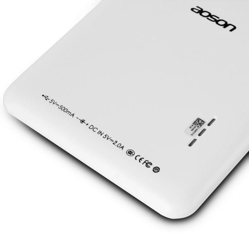 Original Aoson M751S Cheap 7 Quad Core Tablet PC Android 4 4 Dual Cameras Allwinner A33