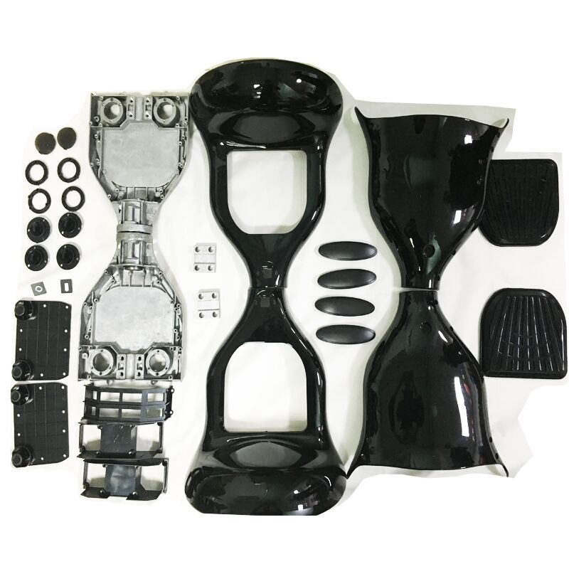 Full Kit for 10 inch Two wheel Self Balancing board Scooter Plastic Body Parts(China (Mainland))