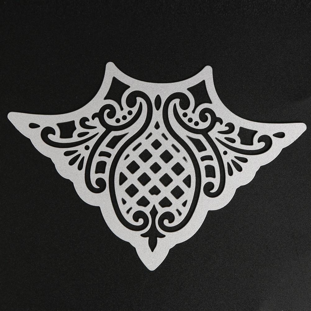 2017 Metal Cutting Dies Crown Scrapbooking DIY Craft Embossing Stencil embossing folder scrapbooking die cuts  metal dies sliver