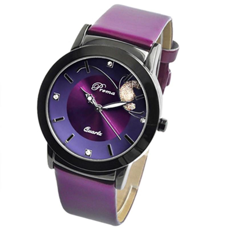 relojes mujer 2016 fashion pu leather