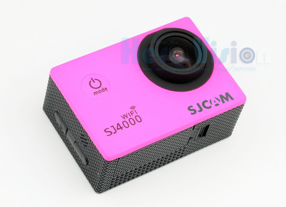 Gopro Style Original SJCAM Sj4000 Wifi Sports Action Camera 1080p Full HD