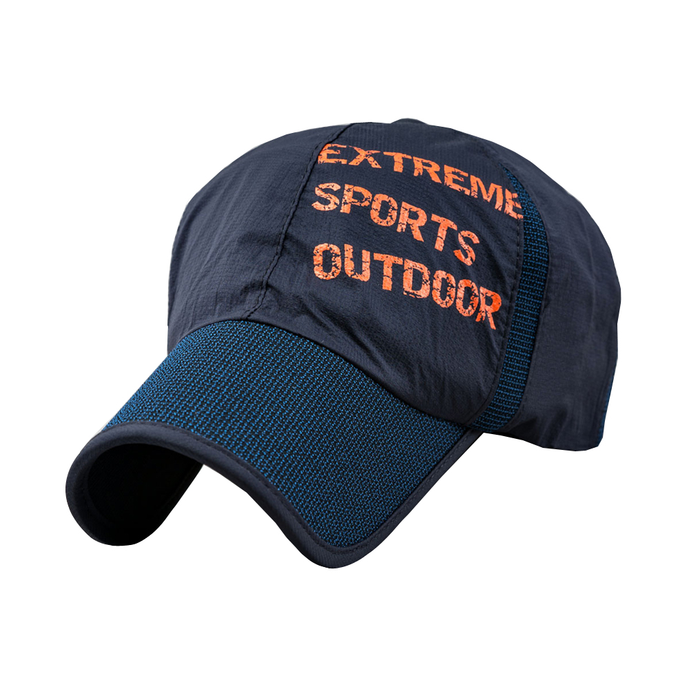 2016 dri-fit material baseball hat for summer dress ,with printed letter logo on side,curved brim 6 panel casual hat for men(China (Mainland))