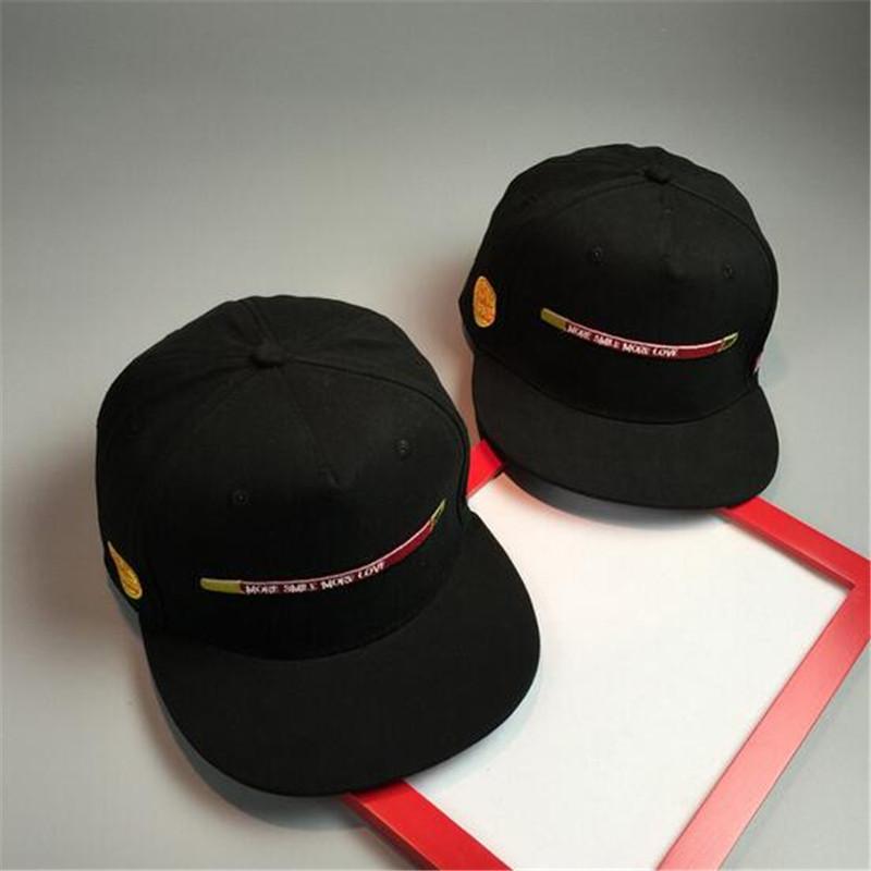 2016 Black Embroidery Energy Bar More Money Gorras Snapback Caps For Women Fashion Summer Hiphop Baseball Hats Men SACF1875(China (Mainland))