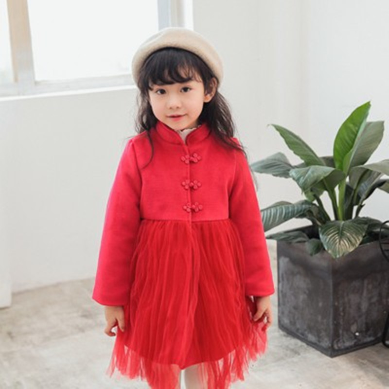 Popular Girls Winter Dress Coat-Buy Cheap Girls Winter Dress Coat ...