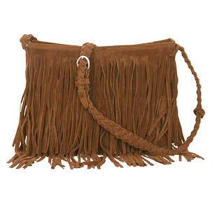 2015 new arrival women tassel messenger bag bolsa vintage leather handbag designer tassel shoulder bag Suede Fringe women gift(China (Mainland))