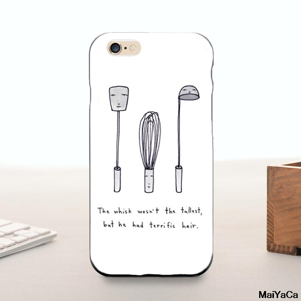 Highest Hair Long Diy Colorful Drawing Plastic phone case iPhone 6 6s  -  WAY Store store