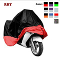 Big Size 245 105 125 cm Motorcycle Car Bike Covering Waterproof Scooter Cover UV resistant Heavy