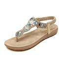 Brand design high quality flat sandals sandals 2017 summer new bohemian fashion sandals women beach