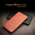 For iphone6 6s Case QIALINO Luxury Genuine Leather Case Stents Function iPhone 6 6s plus Case