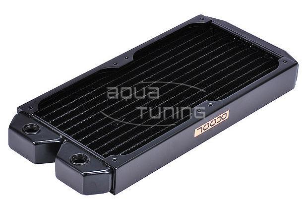 Full copper radiator for Alphacool NexXxoS ST30 2*120mm/240mm<br><br>Aliexpress