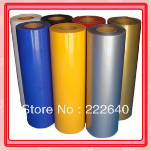 alternative iron ON vinyl thermal transfer lettering film heat press transfer film screen printing 50 cm wide X 25 m