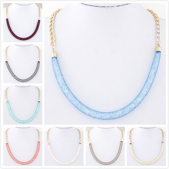 2015 Sale Special Offer Trendy Women Geometric Jewelry Collar European Version Fashion Necklace Ol Temperament Style Long Hollow(China (Mainland))