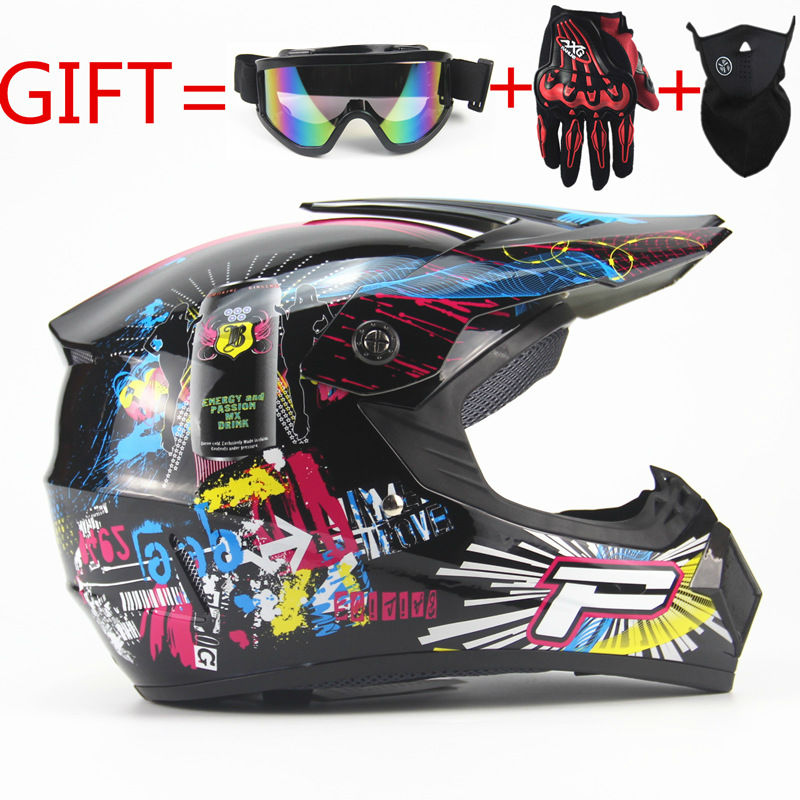 FREE SHIPPING motorcycle Adult motocross Off Road Helmet ATV Dirt bike Downhill MTB DH racing helmet cross Helmet capacetes(China (Mainland))