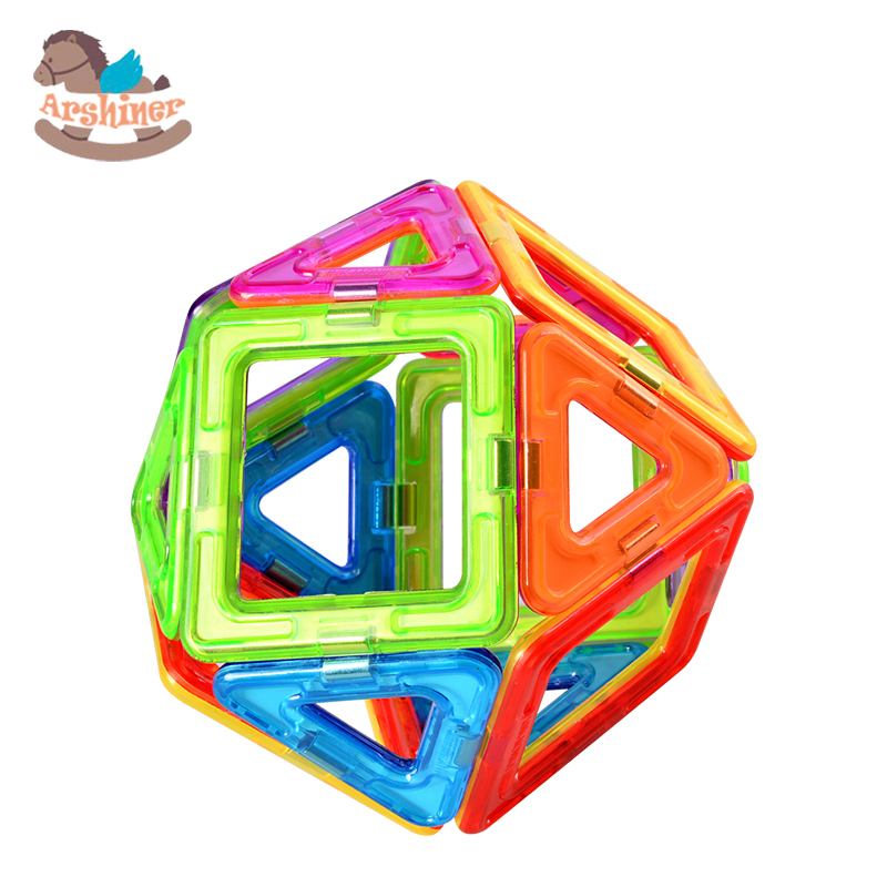 Toys That Start With E : Arshiner kids educational magnetic toys child early head