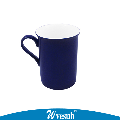 36pc Color Changing Mug Creative Gift Black/Red/Blue Cup Coffee/Milk/Tea Sublimation Blank Mugs For DIY Personal Cup(China (Mainland))