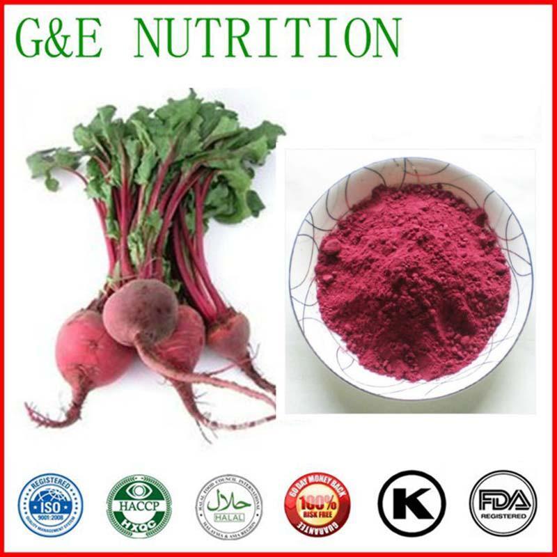 Manufacturer Supplier Beet Root Powder Extract Beet Root Powder beetroot extract powder      20:1  700g