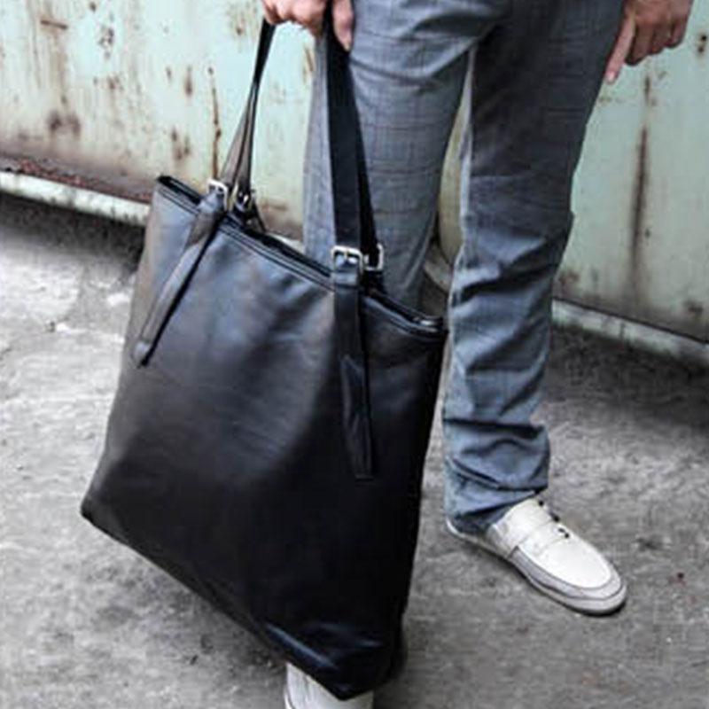 2016 Men Fashion PU Leather Handbag Men Messenger Bags Casual Business Men Shoulder Laptop Bag England Style Men Tote Unisex(China (Mainland))