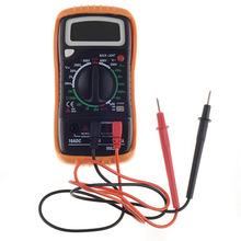 Buy Electrical Instruments Professional Digital Multimeter Digital Display Voltmeter Ammeters Multifunction Tester P34 for $14.56 in AliExpress store