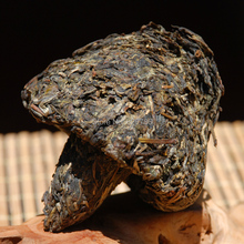 250g Yunnan puer tea 2010 year Healthy Pu er tea trees Tuocha mushroom type pure raw