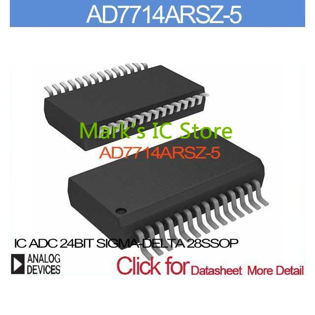 AD7714ARSZ-5 IC ADC 24BIT DELTA 28SSOP AD7714ARSZ Inc 7714A AD7714AR 7714AR AD7714 7714ARS(China (Mainland))