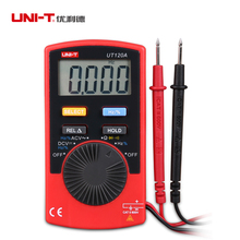 Buy UNI-T UT120A Digital Multimeter Pocket Size Diode Continuity Buzzer for $11.00 in AliExpress store