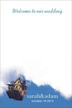 60 x 40 см / 60 x 90 см привышные отпечатков пальцев дерево гостевая книга дерево альтернатива старинные свадебные украшения с высокое качество чернила