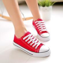 Брезент обувь низкая высокая все спорт стиль Star женщины кроссовки шнуровка свободного покроя лежа обувь