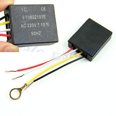 Гаджет  Free Shipping 5pcs/lot Table light Parts On/off 1 Way Touch Control Sensor Bulb Lamp Switch None Электронные компоненты и материалы