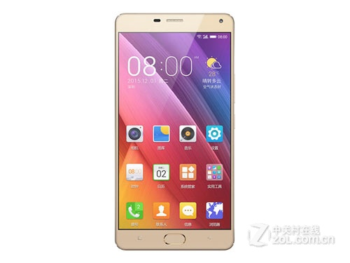 2016 hot sale 100% new original Gionee M5 Plus mobile phone free shipping instock(China (Mainland))