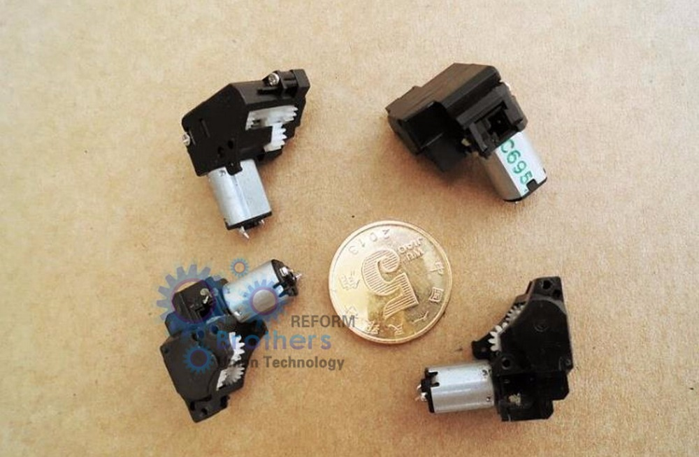 Miniature dc gear motor 3v 6v geared motors electric motor Miniature gear motors