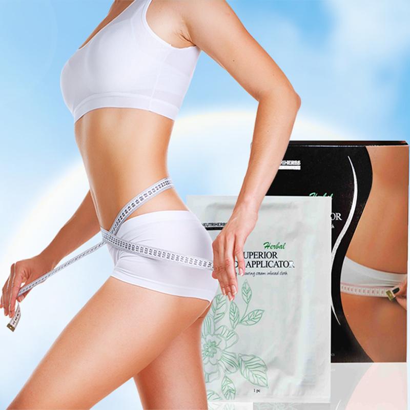 Neutriherbs Weight Loss Body Wraps It Works For Detoxifying Tightening Slimming Creams Slim Patch Detox 5pcs Wraps=1Box