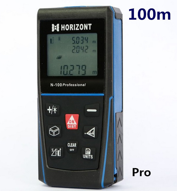 Digital Distance Measuring Instruments : M laser distance meter measure instrument