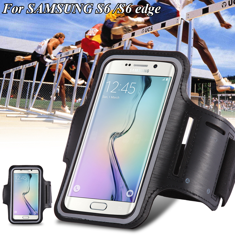 S3 S4 S5 S6 Breathing Running SPORTS GYM Armband Bag Case for Samsung Galaxy SV i9600, SIV i9500, SIII I9300 Jogging Arm Band(China (Mainland))