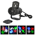 New MIni RGBW LED Aurora 4 Patterns Effect Projector Lights Xmas Ghost Ambience Lamp DJ Bar