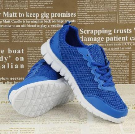 Han edition 2014 trend surface lightweight breathable mesh men leisure shoes men's - Online Store 331468 store