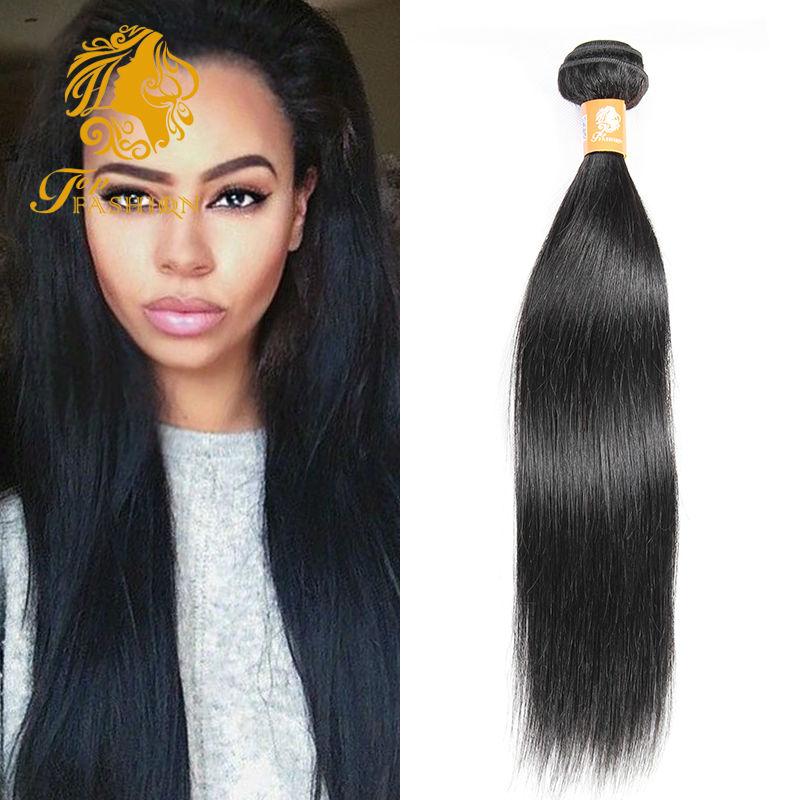 Straight Brazilian Hair 1 Bundles Ms Lula Hair Brazilian Virgin Hair Straight Wet And Wavy Virgin Brazilian Hair Bundles