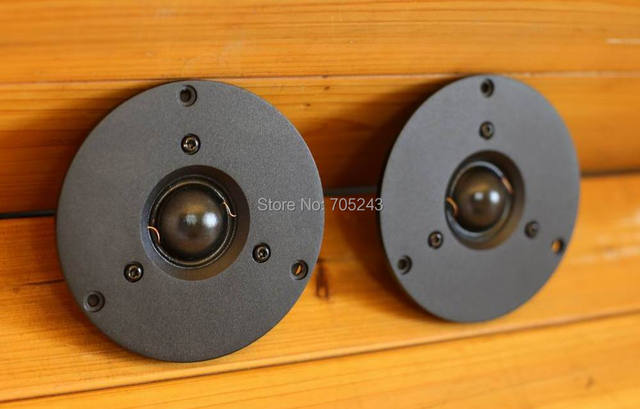 pair 2pcs HIEN tweeter clone on Dynaudio T330 .better than scanspeaker 9500.