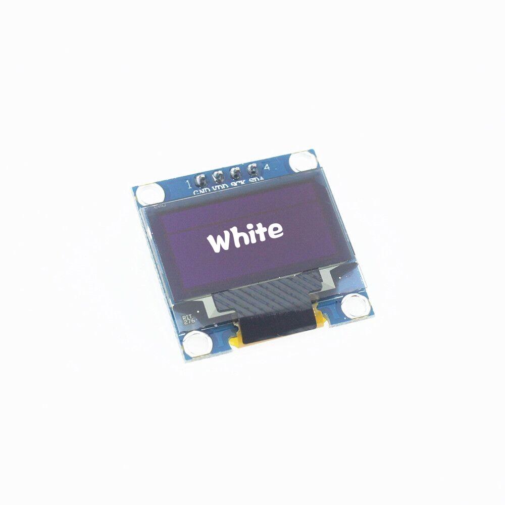Smart Electronics 0.96 white 0.96 inch OLED module New 128X64 OLED LCD LED Display Module For arduino 0.96 IIC I2C Communicate(China (Mainland))