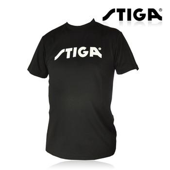 Stiga оригинальный настольный теннис кофта рубашки пинг-понг ткань спортивной подготовки футболки