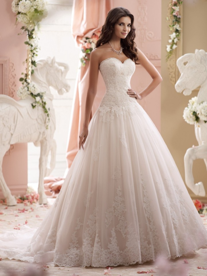 Wedding Special: princess bridal ball gowns